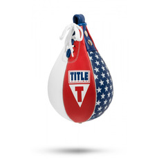 타이틀 USA 스피드 백 TITLE USA SPEED BAG 5 X 8