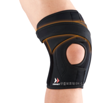 [잠스트] 무릎 보호대 EK-5 ( Zamst ) EK-5 Knee Pads Fitness Knee Pads Radish 正品 Protective Gear Hiking for Knee Pads Knee Protection