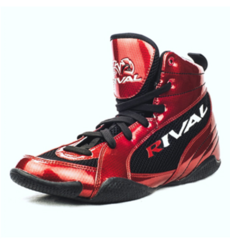 라이벌 복싱화 RIVAL LOW CUT BOXING BOOTS (CA-BK)