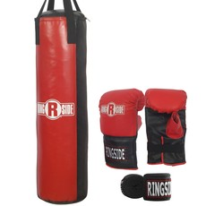 링사이드 50lb. 성인 헤비백 키트 RINGSIDE 50lb. ADULT HEAVE BAG KIT [HBKA]