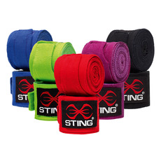 스팅 엘라스틱 핸드 랩스 STING ELASTICED HAND WRAPS 5 COLOUR