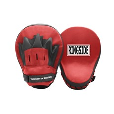 링사이드 펀치 미트 RINGSIDE PUNCH MITTS (Ringside Curved Focus Punch Mitts) PM