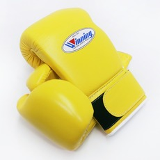 위닝 복싱글러브 MS-300B (10OZ) 옐로우 WINNING BOXING GLOVES YELLOW