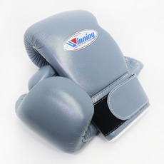 위닝 복싱글러브 MS-300B (10OZ) 그레이 WINNING BOXING GLOVES GREY