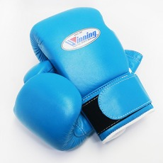 위닝 복싱글러브 MS-300B (10OZ) 스카이블루 WINNING BOXING GLOVES SKY BLUE