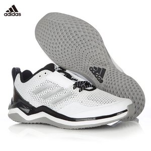 [ADIDAS] B27445 Speed Trainer 3 Wide 스피드 트레이너3 (화이트/실버)[흰색/은색](1000012195)[ADIDAS] B27445 Speed Trainer 3(White/Silver)