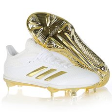 [ADIDAS] BY3312 ADIZERO AFTERBURNER 4 아디제로 에프터버너 4 (화이트/골드)(1000015278)[ADIDAS] BY3312 ADIZERO AFTERBURNER 4(White/Gold)