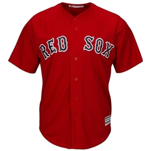 [MAJESTIC] COOL BASE JERSEY(보스톤 레드삭스)(Boston Red Sox)(1000014196)