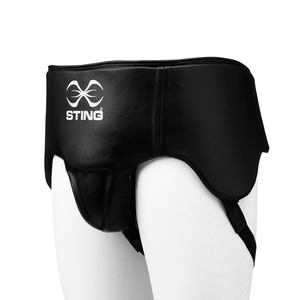 스팅 프로 레더 복부 가드 STING PRO LEATHER ABDOMINAL GUARD [S09A-AGRS]