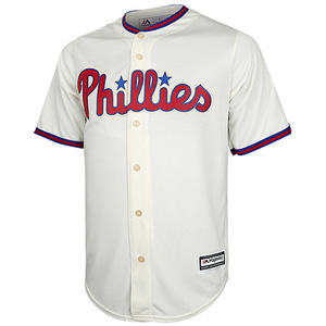 [MAJESTIC] COOL BASE JERSEY(필라델피아 필리스)(Philadelphia Phillies)(1000014201)