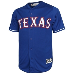 [MAJESTIC] COOL BASE JERSEY(텍사스 레인져스)(Texas Rangers)(1000014198)