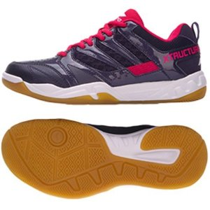 [리닝] 여성 배드민턴화(AYTN042-3) 퍼플 Lining Woman Badminton Shoes Purple