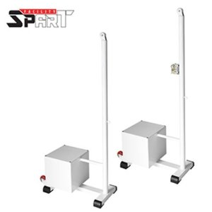 [스파트] 배드민턴 사각지주(SPT-W765)-줄감기부착형 Spart Badminton Square Pillar Row Winding Attachment Type
