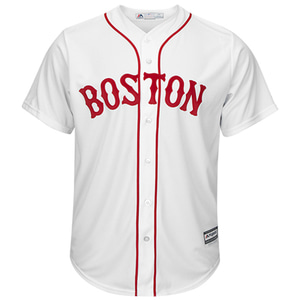 [MAJESTIC] MA155MBAUJ305 COOL BASE JERSEY (흰색)(1000014190)(White)(Boston Redsox)