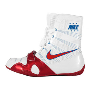 나이키 복싱화 하이퍼KO Nike HyperKO - White / Royal / Red (477872 164)