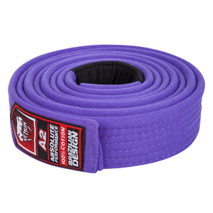 베넘 주짓수 벨트 퍼플 VENUM BJJ PURPLE BELT [HK-VENUM-0118]