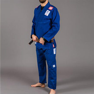 스크램블 2.0 주짓수 블루 GI Scramble Athlete 2.0 Blue Jiu Jitsu Gi A0